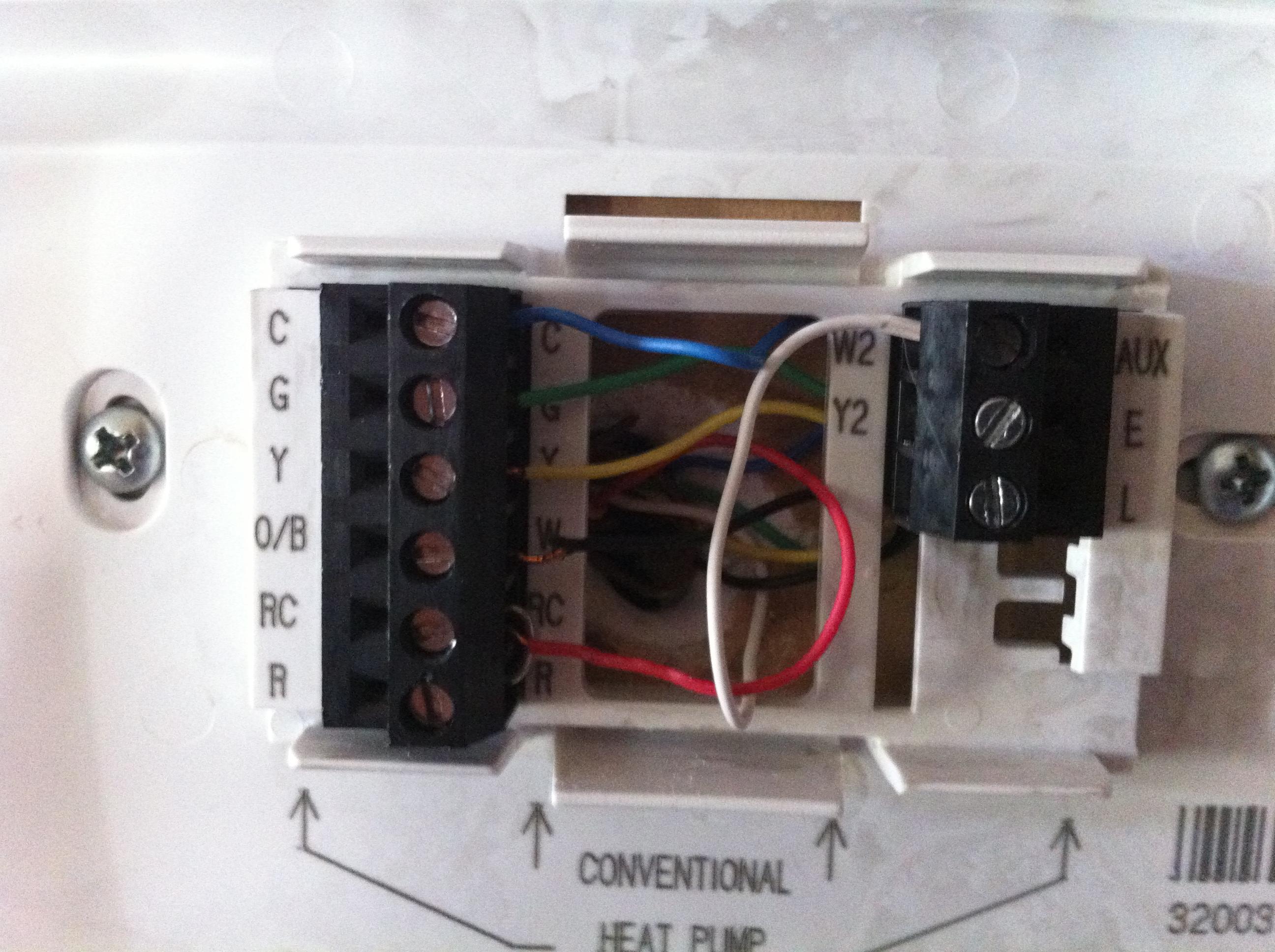 Filtrete Wifi Thermostat