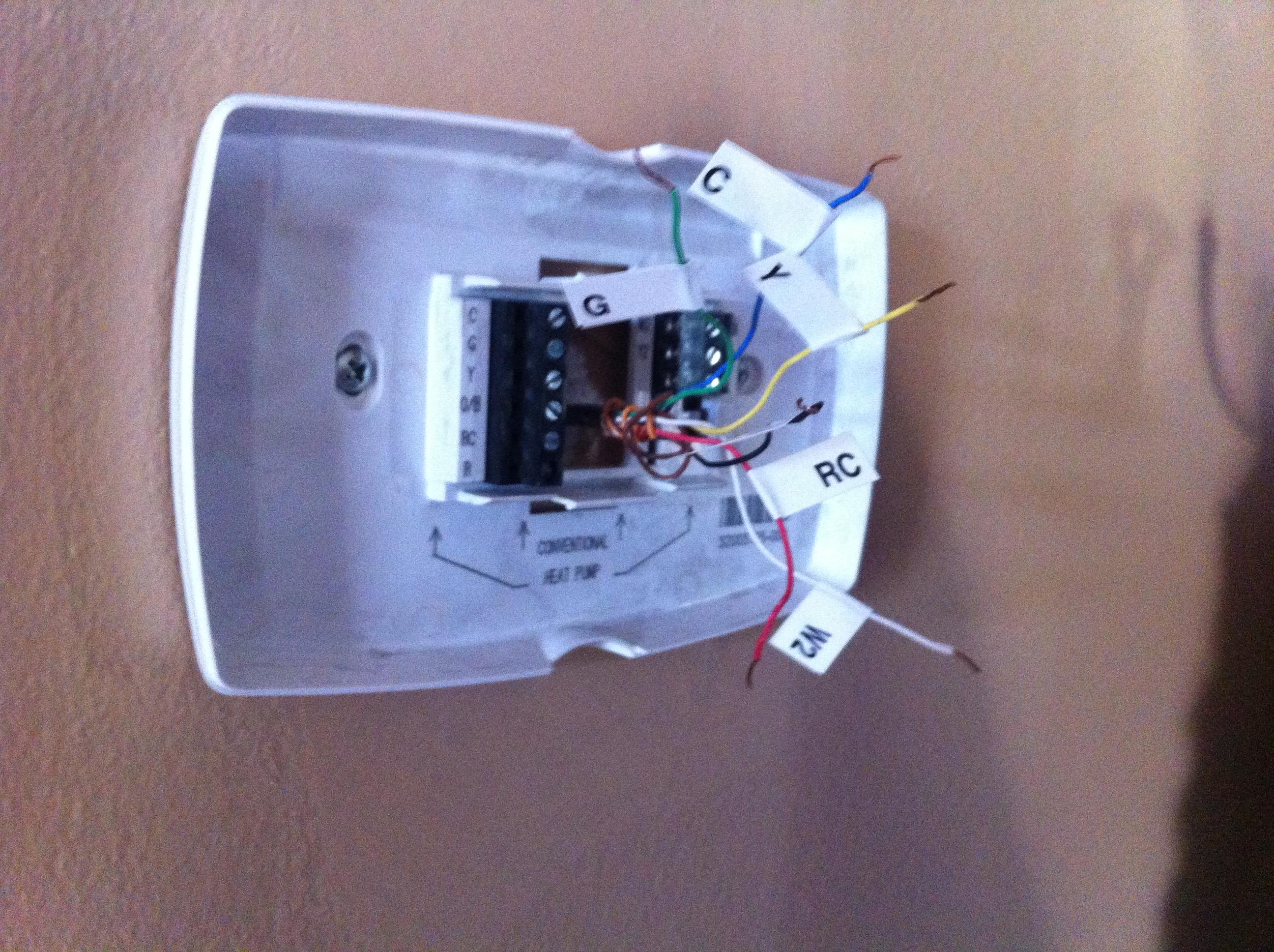 Filtrete Wi Fi Touch Screen Programmable Thermostatjpgv