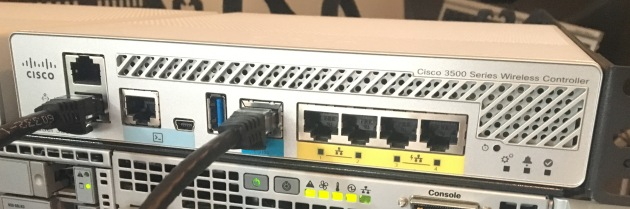 Hands on the Cisco 3504 WLC | SC-WiFi